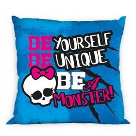 Povlak na polštářek Monster High 011 FR - 40x40 cm, 100% bavlna