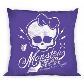 Povlak na polštářek Monster High 012 FR - 40x40 cm, 100% bavlna