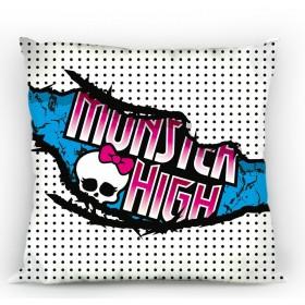 Povlak na polštářek Monster High 04 FR - 40x40 cm, 100% bavlna
