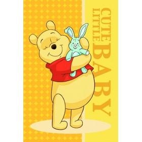 Dětský ručník Medvídek Pú 01 FR - 40x60 cm, 100% bavlna