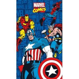 Osuška Avengers Comics CTI - 70x120 cm, 100% bavlna