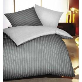 Makosaténové obliečky Eternity Combo světle šedé - 140x200, 70x90