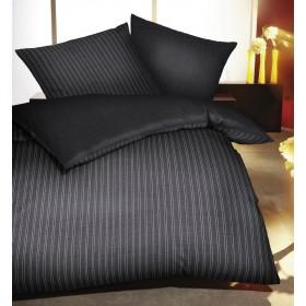 Makosaténové obliečky Eternity Combo tmavě šedé - 140x200, 70x90