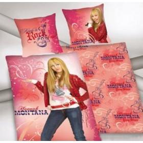Obliečky  Hannah Montana Rock  3 - 140x200, 70x90