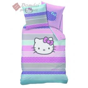 Povlečení Hello Kitty Amaya  - 140x200, 63x63 cm