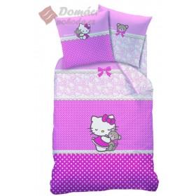 Povlečení Hello Kitty Astrid   - 140x200, 63x63