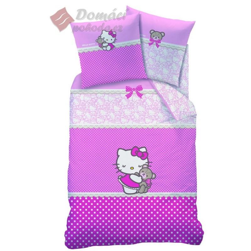Obliečky Hello Kitty Astrid   - 140x200, 63x63