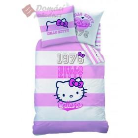 Obliečky Hello Kitty Brittany  - 140x200, 63x63 cm
