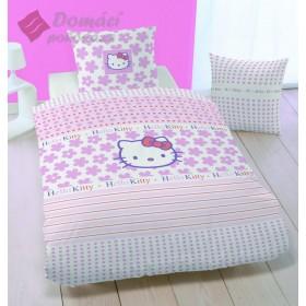 Povlečení Hello Kitty Daisy  - 140x200, 63x63 cm