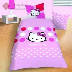 Povlečení Hello Kitty Sophie  - 140x200, 63x63 cm