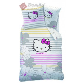 Povlečení Hello Kitty Vanina   - 140x200, 63x63