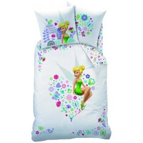 Obliečky Fairies Heart  - 140x200, 70x90 cm, 100% bavlna