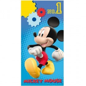 Osuška Disney Mickey Go CTI - 75x150 cm, 100% bavlna