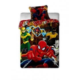 Povlečení Spiderman Hero JF- 140x200, 70x90, 100% bavlna