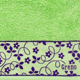 Osuška Villa do Conde 140x70 - růžová