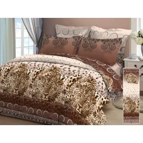 Povlečení Leopard 3D 140x200, 70x90 - 100% bavlna