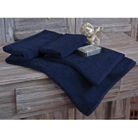 Ručník Bamboo Hit 50x100 cm - tmavě modrý