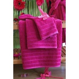 Kvalitní ručník Elegant - vysoká gramáž 630 g/m2 - ostružinový