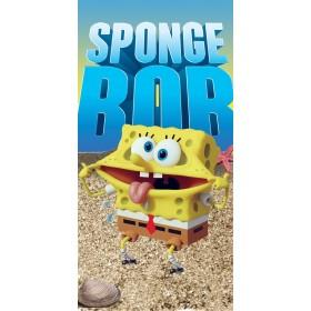 Osuška Sponge Bob 0012 HX- 70x140 cm, 100% bavlna