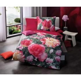 Makosaténové obliečky Wild Garden - 140x200, 70x90, 40x50