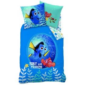 CTI obliečky Nemo, Dory a Friends 140x200 70x90