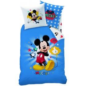 CTI Povlečení Disney Mickey Star - 140x200, 70x90 cm, 100% bavlna