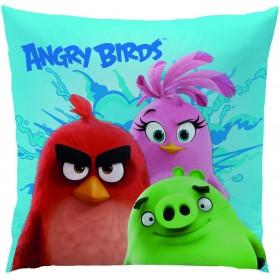 Polštářek Angry Birds Explosion- 40x40 cm s výplní