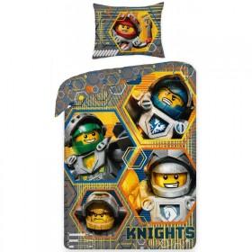 Obliečky LEGO Knights -rytíři - 140x200, 70x90, 100% bavlna
