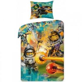 Povlečení LEGO Knights boj  140x200, 70x90, 100% bavlna