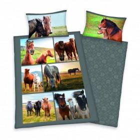 Herding povlečení Koně 2016 - 140x200, 70x90, 100% bavlna