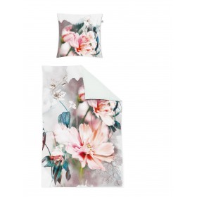Makosaténové obliečky Irisette Juwel-K 8864/90 140x200, 70x90
