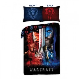 Povlečení Warcraft - 140x200, 70x90, 100% bavlna