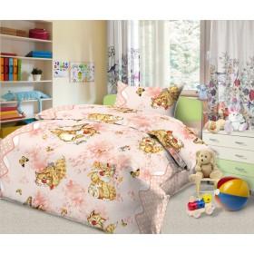 Obliečky Kocouři růžoví 140x200, 70x90, 100% bavlna