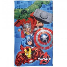 Osuška CTI  Avengers Choc - 70x120 cm