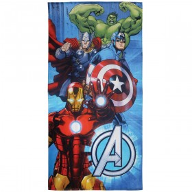 Osuška CTI  Avengers Metal - 75x150 cm