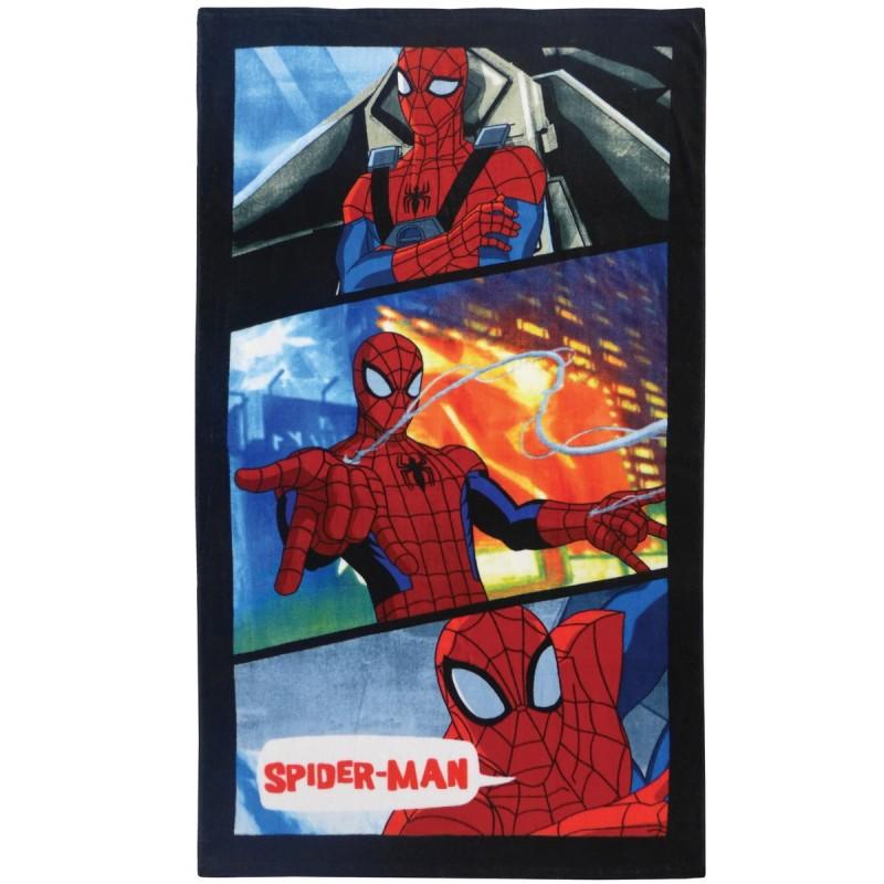 Osuška Spiderman Power CTI - 70x120 cm