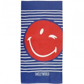 Osuška Smiley Sailor CTI - 75x150 cm