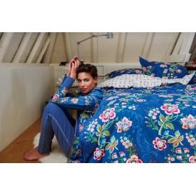 Luxusní flanelové obliečky PIP Le Bois Fleuri - 140x200, 70x90