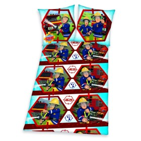 Obliečky Požárník Sam 4470307077 Herding - 140x200, 70x90