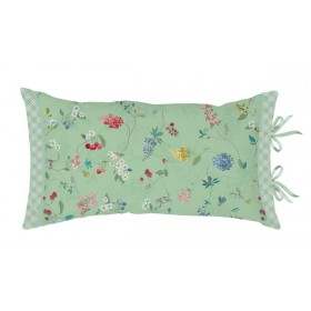 Polštář PIP Studio Hummingbirds green - 35x60 cm