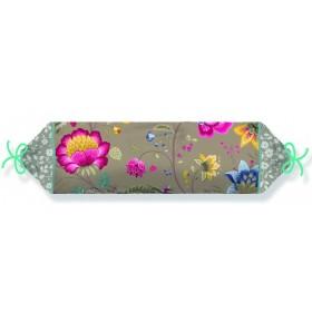 Polštář PIP Studio Floral Fantasy khaki - 22x70 cm