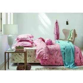 Luxusní povlečení PIP Granny pink - 140x200, 70x90