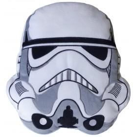 Polštářek Star Wars Stormtrooper 3D - 36 cm s výplní