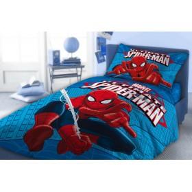Fleecové povlečení Spider-Man 01 - 140x200, 70x80