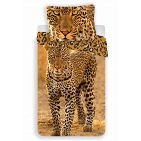 Povlečení Leopard 2017 JF - 140x200, 70x90, 100% bavlna