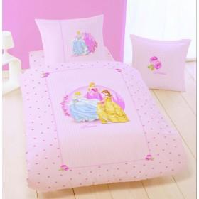 Obliečky  Disney Princezny - Princess v růžích