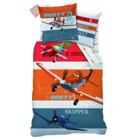 Povlečení Planes Skipper - 140x200, 70x90