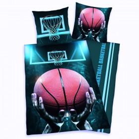 Povlečení Basketball - 140x200, 70x90 - 100% bavlna