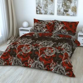 Povlečení Toledo 220x200, 2x 70x90 - 100% bavlna - francie