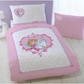 Obliečky Lillifee Heart - 140x200, 70x90